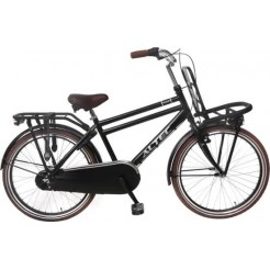 Altec Dutch 24 inch Transportfiets jongens Zwart