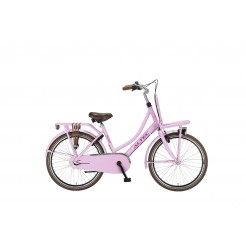 Altec Dutch 24 inch transportfiets Hot Pink