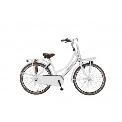Altec Dutch 26 inch Transportfiets Snow White