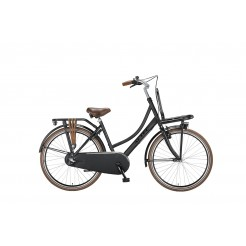Altec Dutch 26 inch Transportfiets Zwart