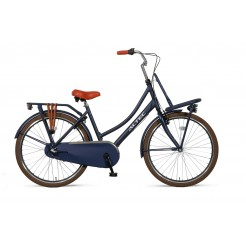 Altec Dutch 26inch Transportfiets Jeans Blue 2019
