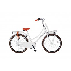 Altec Dutch 26inch Transportfiets Snow White Nieuw 2019