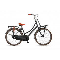 Altec Dutch 26inch Transportfiets Zwart 2019