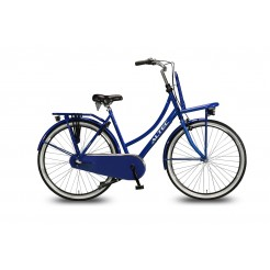 Altec Dutch 28 inch Limited Edition Mustang Blauw Transportfiets 55 cm 2018