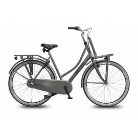 Altec Dutch 28 inch Transportfiets Dark Grey 50 cm 2018