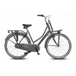 Altec Dutch 28 inch Transportfiets Dark Grey 57 cm 2018