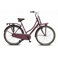 Altec Dutch 28 inch Transportfiets Dark Rose 57 cm 2018