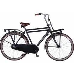 Altec Dutch 28 inch Transportfiets Heren Zwart 58cm 2018