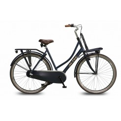 Altec Dutch 28 inch Transportfiets Jeans Blue 57 cm 2018