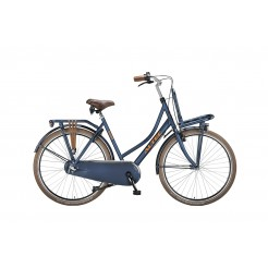 Altec Dutch 28 inch Transportfiets Midnight Blue 57 cm
