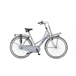 Altec Dutch 28 inch Transportfiets Stain Silver 57 cm