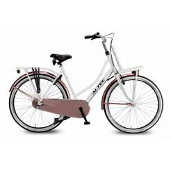 Altec Dutch 28 inch Transportfiets Wit Bronze 57 cm 2018