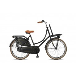 Altec London 24inch Transportfiets Mat Zwart