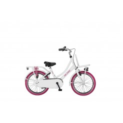 Altec Urban 20 inch Transportfiets Pearl White