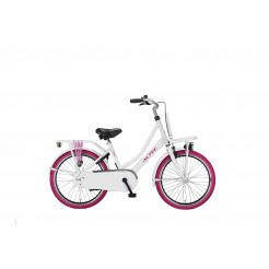 Altec Urban 22 inch Transportfiets Pearl White