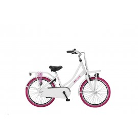 Altec Urban 24 inch Transportfiets Pearl White