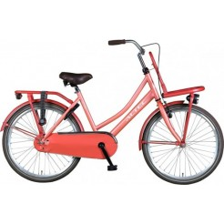 Altec Urban 24 inch Transportfiets Stain Red 2018