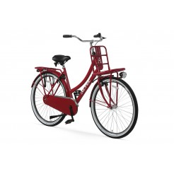 Altec Urban 28inch Transportfiets Fire Red 2019