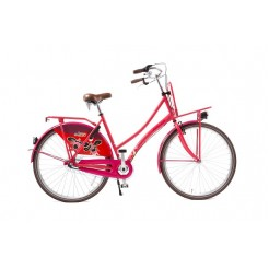 Avalon F932 Honey Transportfiets Red/Roze DN3 56cm