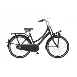 Cortina U4 Mini 24 inch transportfiets Nexus 3 Speed Matzwart