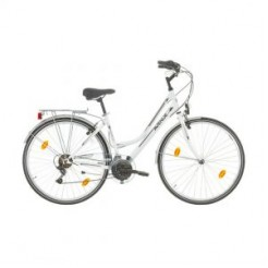 Excel Avenue Lady damesfiets White 6SP