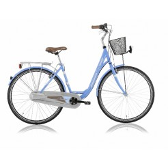 Excel Europa D47 28 inch damesfiets Light Blue N3