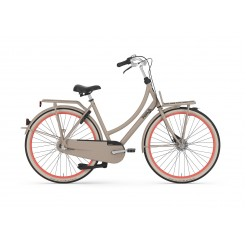 Gazelle Puur D59cm 28 inch transportfiets Nexus 3 Moon Rock