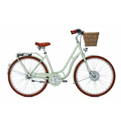 Raleigh Brighton D50cm 28 inch transportfiets White Nexus 7CB
