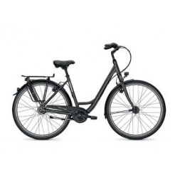 Raleigh Devon DN8 45cm damesfiets Slate Grey Hydr-Brake