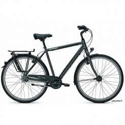 Raleigh Devon HN8 50cm herenfiets Slate Grey Hydr-Brake