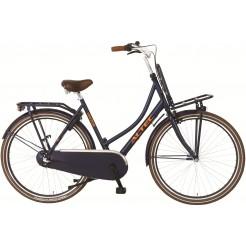 Altec Dutch 28 inch transportfiets Blauw 57 cm
